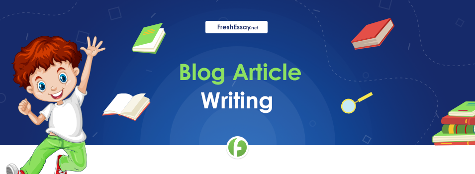 blog article writing