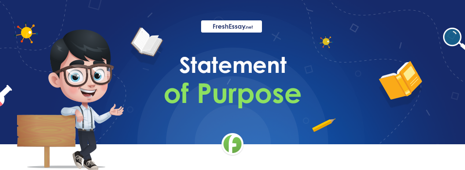 Writing Statement of Purpose