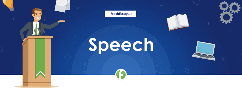 Write my Speech
