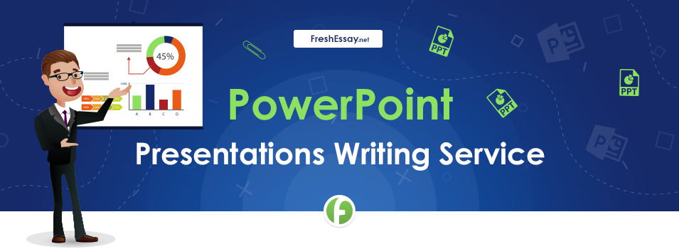 PowerPoint presentations Writing Service
