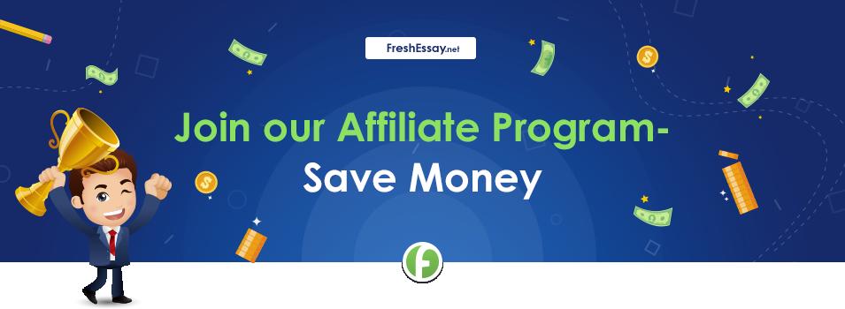FreshEssay.net Affiliate Program