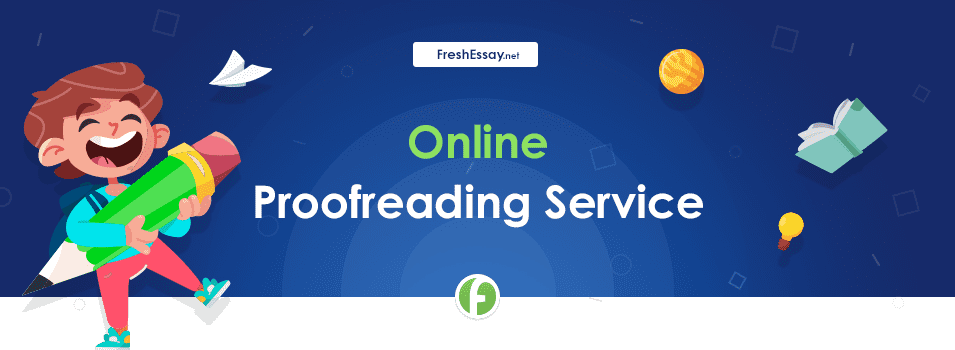 Online Proofreading Service