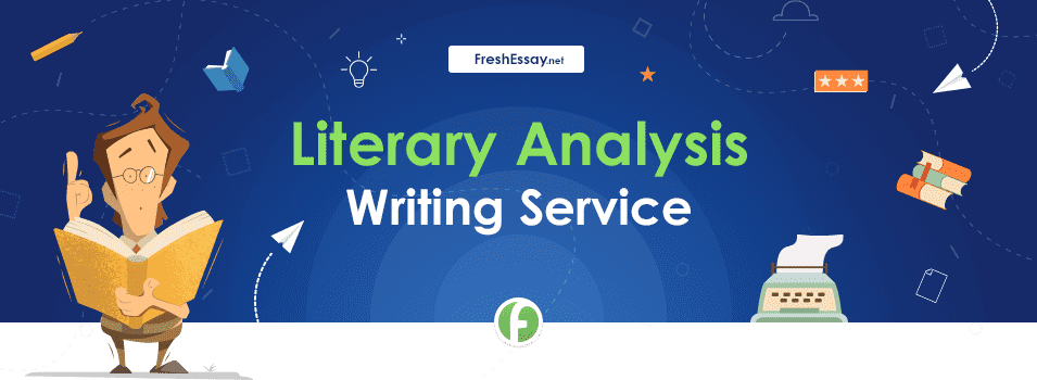 Literary Analysis Writing Service