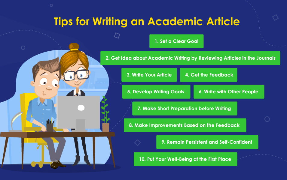 Tips for Writing an Academic Article